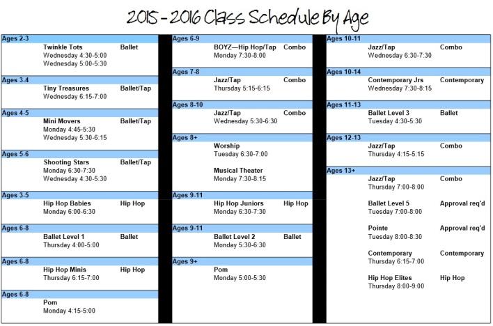 updated schedule 2-4