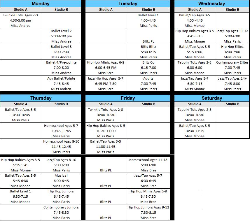 18-19 schedule 8-1